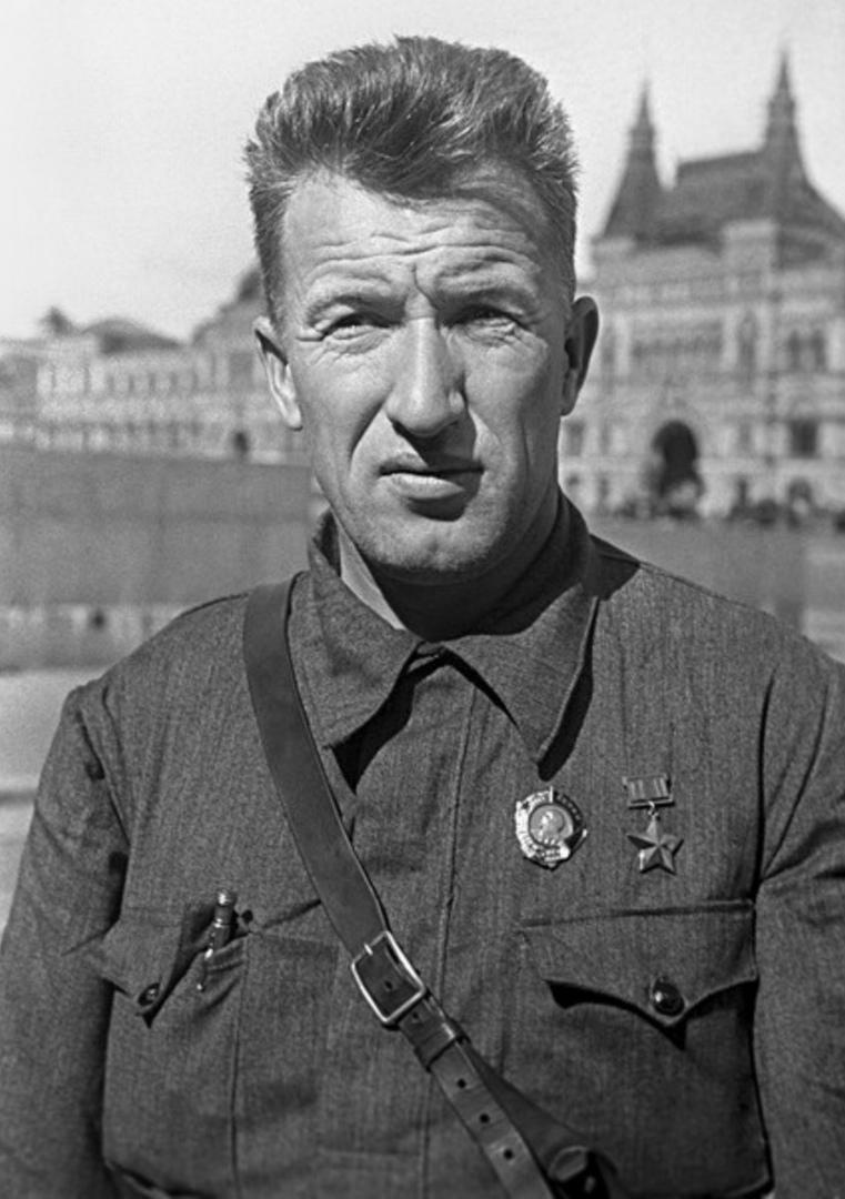 А.Н. Сабуров