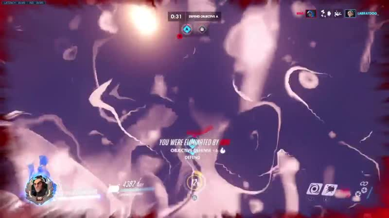 When you get outplayed by an easy AI Ana bot
