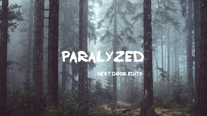 NF Paralyzed Next Doors Rain