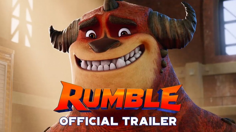 Rumble 2021 Official Trailer Paramount Pictures