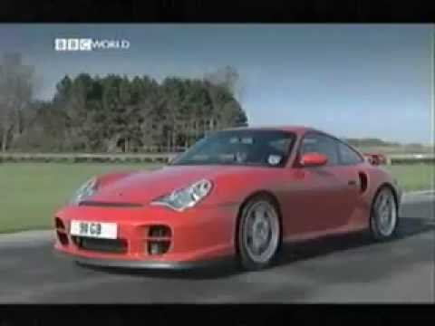 Old Top Gear Tiff Needell reviews the 911 GT2 996