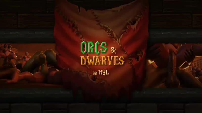 Orcs Dwarves by NYL ENHANCED a 3D Futa Animation Edited by Duskhaven Pornh Full