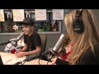 Justin Bieber Prank Calls Hair Salon ¦ Interview ¦ On Air With Ryan Seacrest