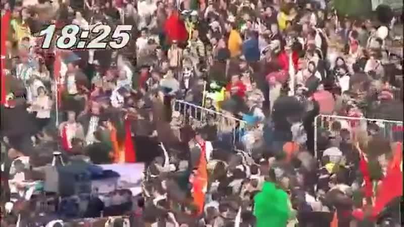 Разгон митинга на Болотной площади 6 мая (Протестное движение в Рос ( 360 X 640 ).mp4