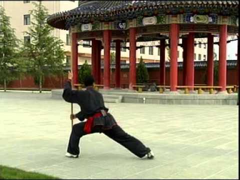 Боевые искусства западной части Китая Часть 3