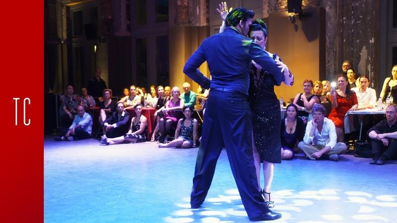 Tango zamba Valeria Maside y Anibal Lautaro 8 6 2019 Antwerpen Tango Festival 3 3 2 camera edit