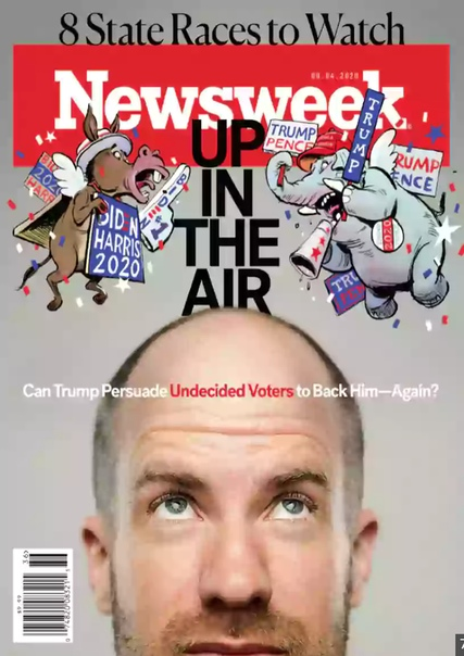 Newsweek USA. September 04, 2020
