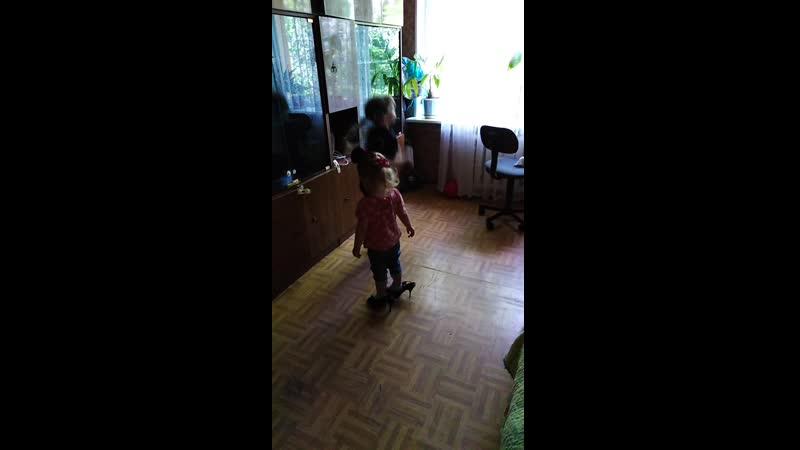 Танцы на каблуках