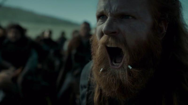 Последнее королевство Саксы против данов Кнута Ранулфсона