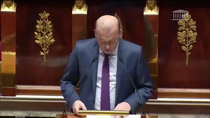Archive Le d put Thierry Benoit sur lamn sie traumatique dissociative