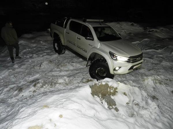Реванш с горкой в Коле! Duster, Jeep, Arctic Trucks, Mitsubishi L200 . 4х4. Offroad. Мурманск