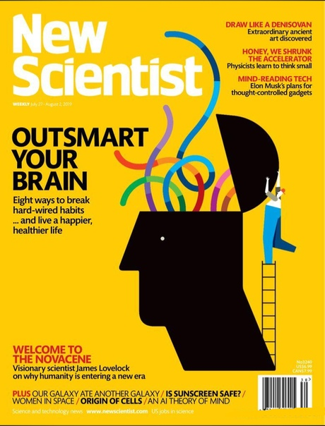 New Scientist - July 27, 2019