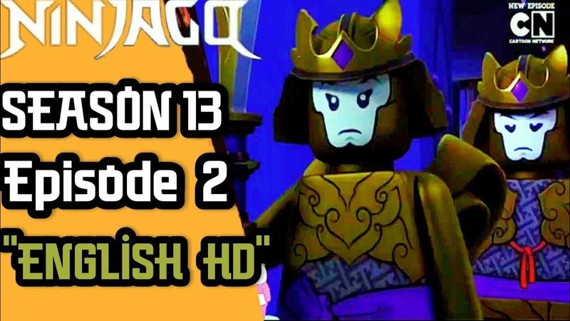 Lego Ninjago Season 13 Episode 2 English 720p HD