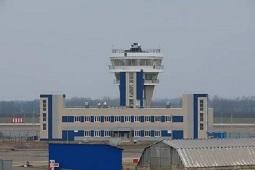 В аэропорту почти готов командно-диспетчерский пульт