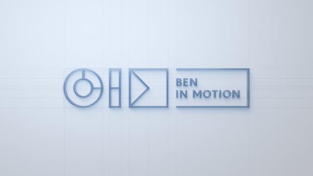 Ben In Motion Reel