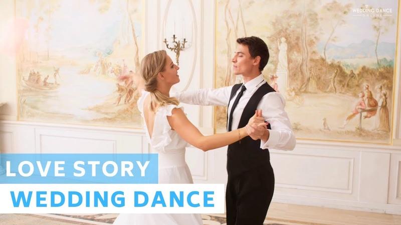 Indila Love Story Viennese Waltz Wedding Dance Choreography