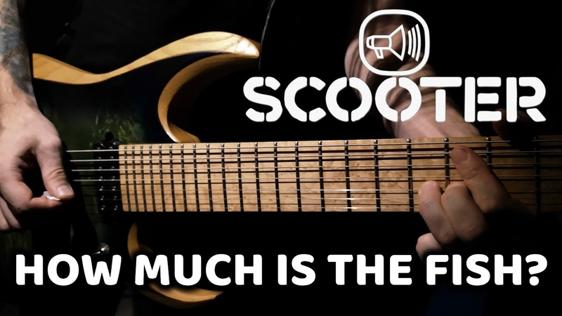 Scooter - How Much Is The Fish (metal cover by Even Blurry Videos)