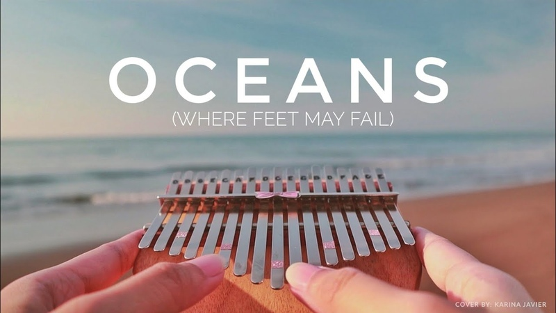 Oceans where feet may fail Full Kalimba Cover