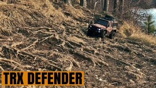 RC Trucks OFF Road  Adventures Land Rover Defender 4х4 | RC Extreme Pictures