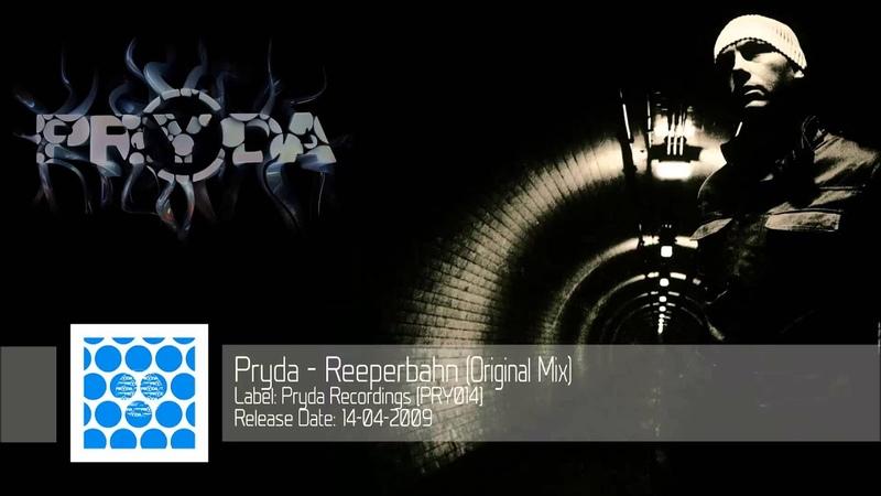 Pryda Reeperbahn Original Mix PRY014