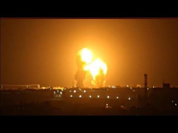 Иран нанес ракетный удар по военной базе США