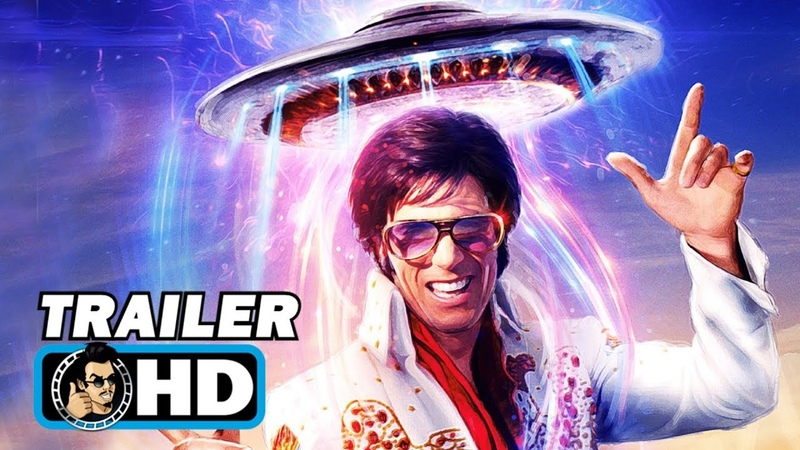 ELVIS FROM OUTER SPACE Exclusive Trailer 2020 Sci Fi Comedy Movie HD