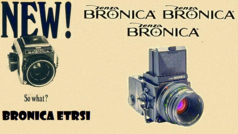 Bronica ETRSi