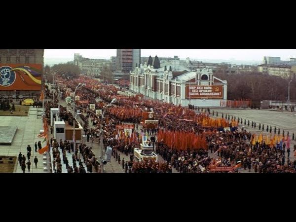 Новосибирск СССР 1987 год документальный фильм В ПОЛНОМ КАЧЕСТВЕ 4К