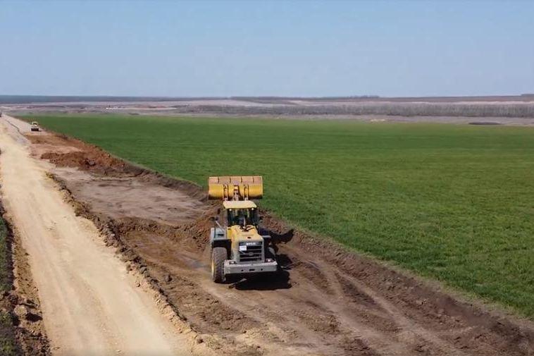 В Ростовской области строительство самого крупного МЭОКа завершится в 2021 году