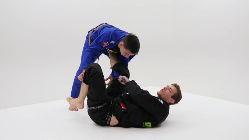 Keenan Cornelius lapelopedia 1 5 Avoiding weak foot positioning and using lapel lasso for control