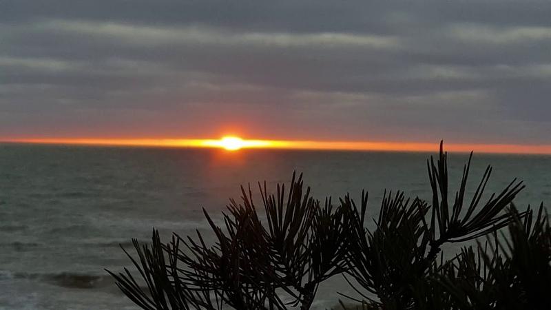 Saulėlydis prie juros šiandien loveklaipeda