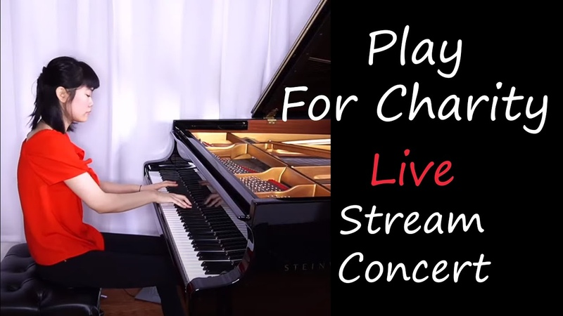 Play For Charity Live Stream Concert Tiffany Poon