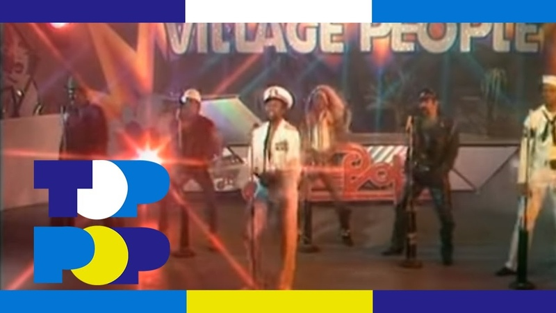 Village People In The Navy TopPop