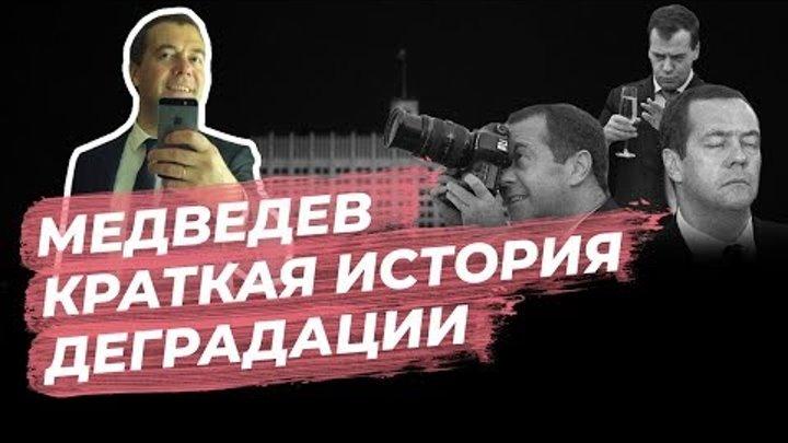 Как Медведев превратился в генератор мемов