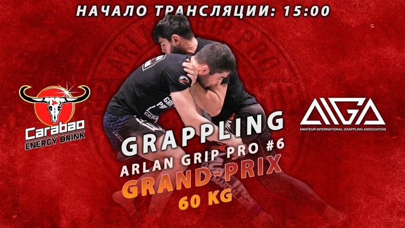 Arlan Grip PRO 6 - Grand Prix 60 | Grappling