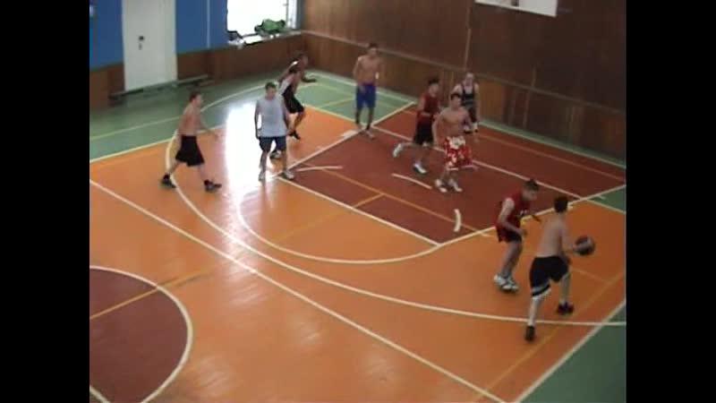 Баскетбол 11 апреля 2006 г