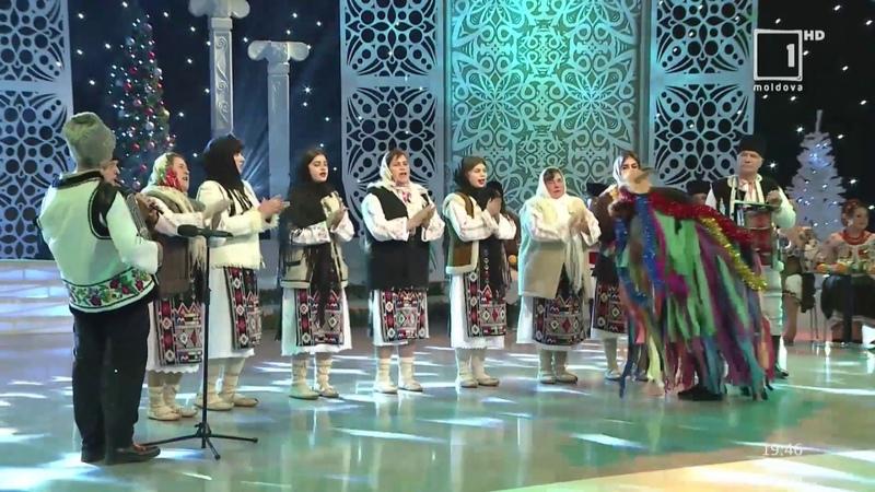 Revelion 2020 TV Moldova 1 Capra de la Colibași