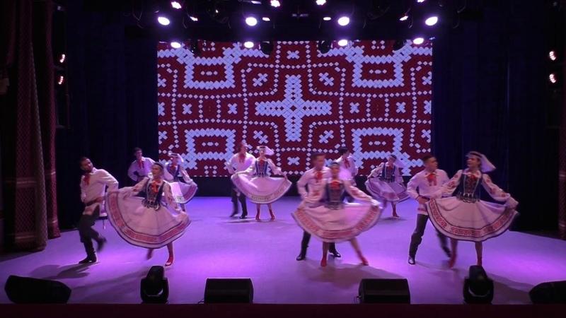 """Народны танец Крутуха Калектыў народнага танца Крутуха"""""""