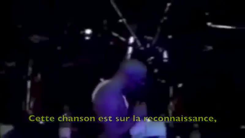 Tool Introduction du morceau Prison Sex Montréal 1996