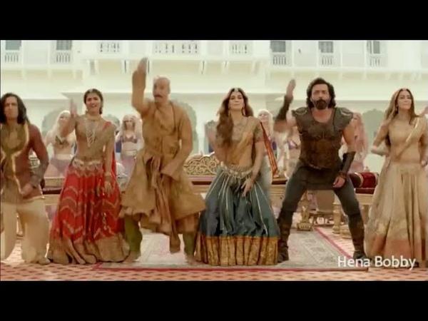 Bobby Deol the team of Housefull 4 Dancing on Bala Bala song Shaitan Ka Saala Akshay Kumar