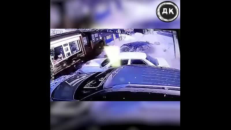 Жесткая авария | Дерзкий Квадрат