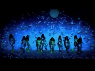 Невероятное сочетание танца и современных технологий!