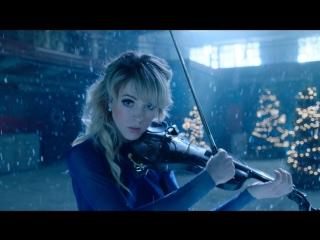 Премьера! Lindsey Stirling - Carol of the Bells