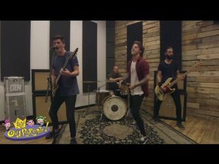 РОК каверы на песни из мультфильмов Nickelodeon  ( Our Last Night )