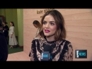 Lucy Hale Shares Pretty Little Liars Skincare Secrets - E! Live from the Red Carpet