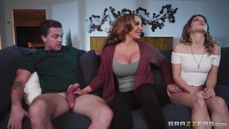 Kristen Scott, Richelle Ryan ( Mind If Stepmom Joins You) sex