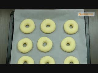 Мой любимый рецепт пышных пончиков