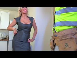 #ПЗП YUTCH Rebecca More - UK Hottest MILFs Vol. 01 ПЗП строитель делает ремонт porno sex oral
