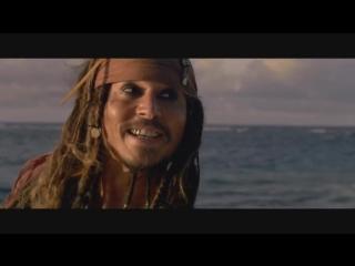 Смекаешь (Для вп. Джек воробей) на случай важных переговоров. Джонни Депп. Пираты карибского моря
