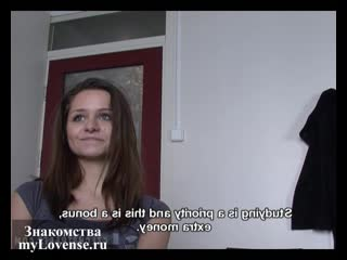 одно из первых видео Little Caprice (Порно со зрелыми женщинами, mature, MILF, Мамки) 18+